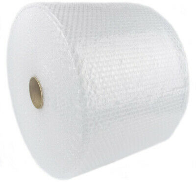 Bubble Wrap 3/16 700 ft x 12 in Perforated Padding Cushioning Shipping Roll