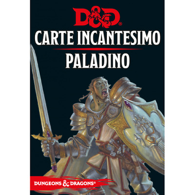 Carte Incantesimo Arcano D/&D 5.0 Asmodee STR4005 Dungeons /& Dragons