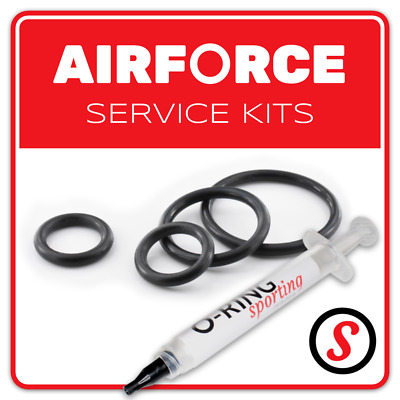 FREE GREASE KRAL ARMS O-Ring seal rifle service kit for PUNCHER BREAKER