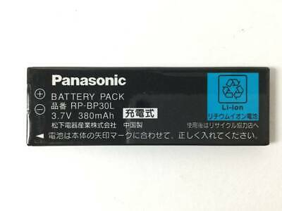 Panasonic 3.7V Li-ion Rechargeable Battery for SJ-MJ97/MJ99 Walkman (RP-BP30L)