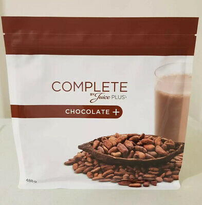 Free Scoop With Juice Plus Complete Chocolate Shakes In Date 03/2021 Brand New