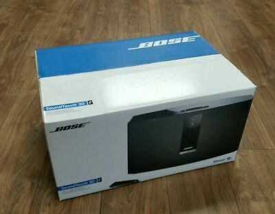 Bose SoundTouch 30 Series III Wireless System/Speaker - Black - New & Sealed