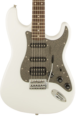 Fender Squier Affinity Stratocaster LRL HSS Olympic White.Guitarra Eléctrica