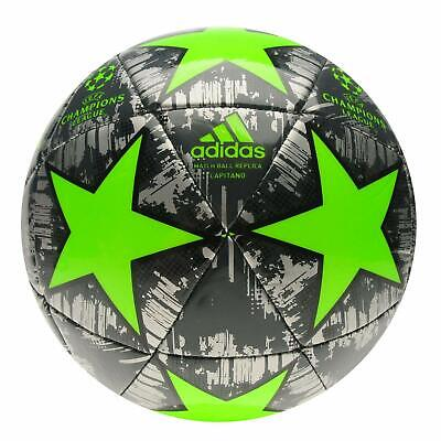 adidas UEFA Champions League Final  football Ball 2019 Sizes 3 4 5 Green