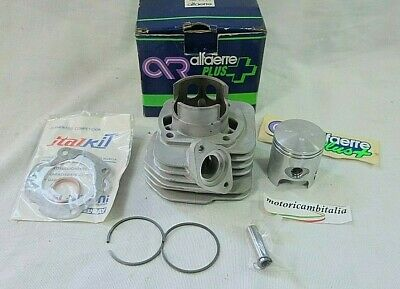 Peugeot St50 Rapido Scooter Cilindro Cylinder Zylinder Alluminio Alfaerre  D 46