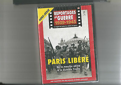 DVD Reports of War Hs: Paris Timed Release