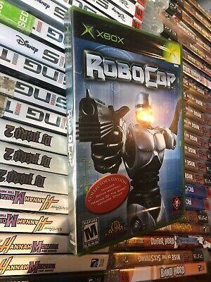 RoboCop (Microsoft Xbox, 2003) New Factory Sealed