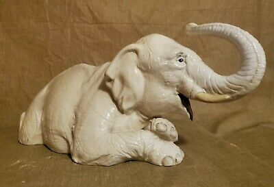 Townsend's Ceramic's White Elephant