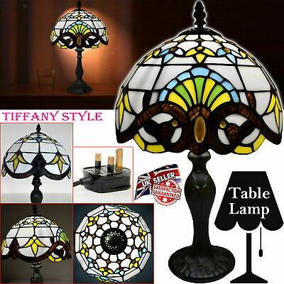 Antique Design TIFFANY Multi Color Home Decor Pendent Lamp Style Hand Crafted