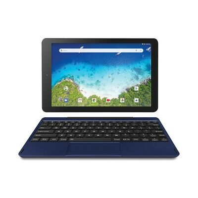 """RCA Viking Pro 10"""" 2in1 Tablet 32GB Quad Core Purple, Pink, Charcoal, Blue"""
