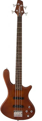 Washburn Taurus T24 Electric Bass J / J - Brown with Gig Bag - T24BRK-D NEW!