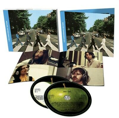 The Beatles - Abbey Road Cd Édition Deluxe Limitée 50Th Anniversary