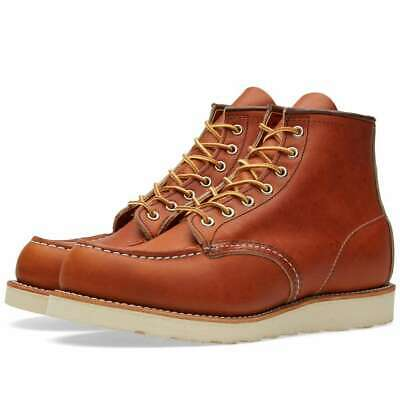 """Red Wing 875 Heritage Work 6"""" Moc Toe Boot Oro-Legacy"""
