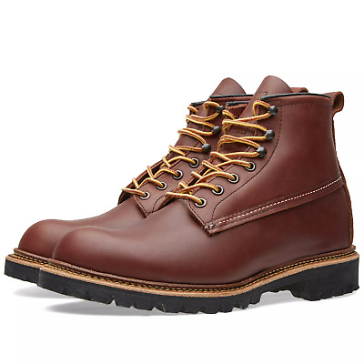 """Red Wing 2931 Heritage Work 6"""" Ice Cutter Boot Ottertail Leather"""