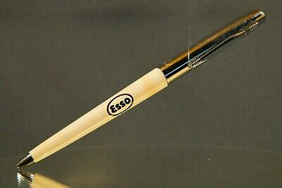 Vintage WingAMatic ESSO Ballpoint Pen, Gas Oil Distributor Somerset PA 1950's