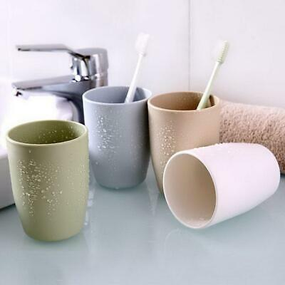Bathroom Sets Circular Toothbrush Holder Brush Tooth Cup IL1
