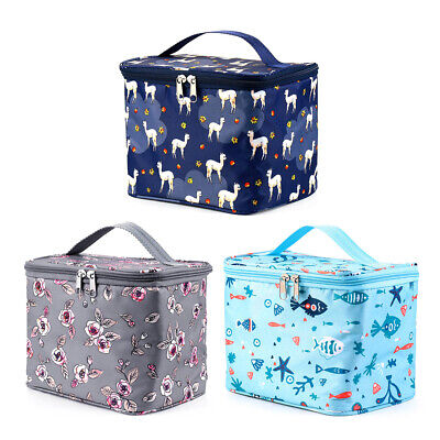Waterproof Thermal Insulated Lunch Box Lunch Bag Picnic Pouch Food Storage
