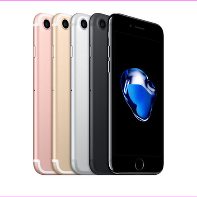 Apple iPhone 7 32GB Black/Silver/Rose Gold/Red Unlocked Verizon at&t Tmobile