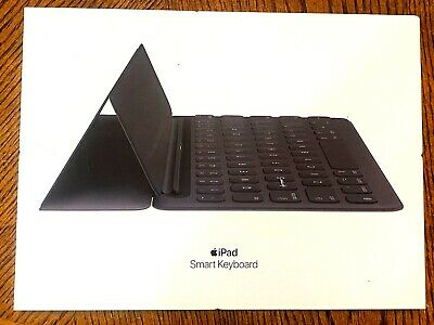 Apple Smart Keyboard For iPad Pro 10.5, iPad 7th generation MPTL2LL/A A1829