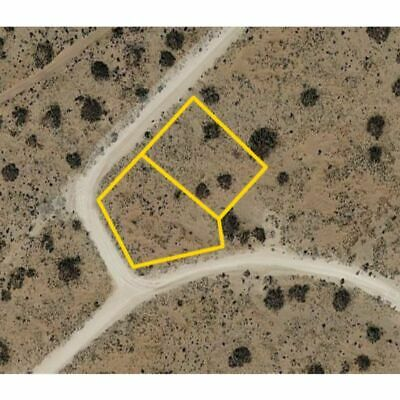 1/2 Acre Double Lot in El Paso CO TX -NO MINIMUM -NO RESERVE- HIGH BID OWNS IT
