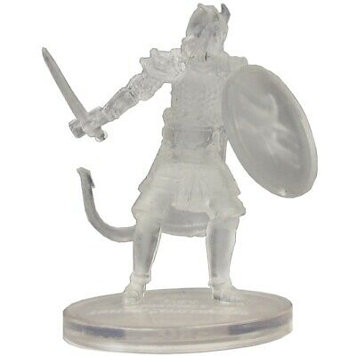 Waterdeep Dungeon of Mad Mage INVISIBLE TIEFLING BATTLEMASTER #7 D/&D miniature