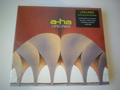 A-Ha – Lifelines Deluxe 2Cd Edition Remastered New And Sealed 2019.
