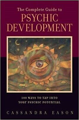 The Complete Guide to Psychic Development P.D.F