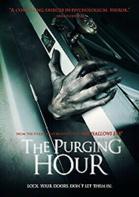 25 x Job Lot Wholesale of New DVDs The Purging Hour - Carboot - New & Sealed