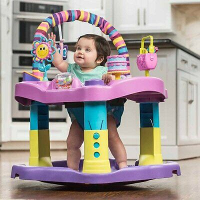 Toddler Activity Center + Baby Kiddie Boys Girl Play Station Learning Playground