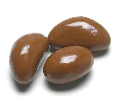 Chocolate Flavoured Brazil Nuts 3Kg Bag Traditional Sweets