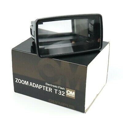 Olympus OM System Zoom Adapter For T32 Electronic Flash