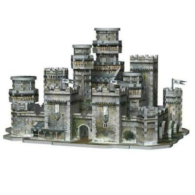 B-WARE 3D-Puzzle Game of Thrones Winterfell Puzzle 910 Teile Wrebbit Puzzles