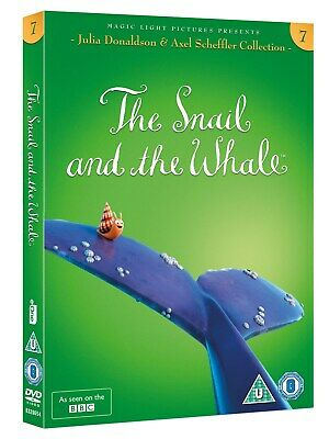The Snail and the Whale [DVD]