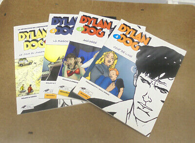 Cossu / Ambrosini / ... - Dylan Dog - Complet 4 Tomes - Hors Collection ( Ttbe )