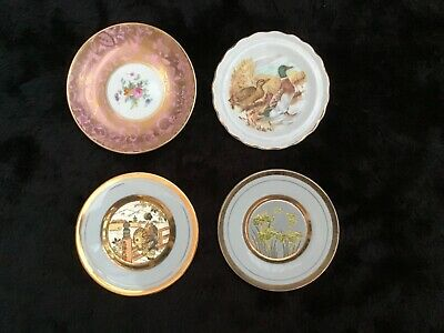 Selection of Fine Bone China. Small Saucers.