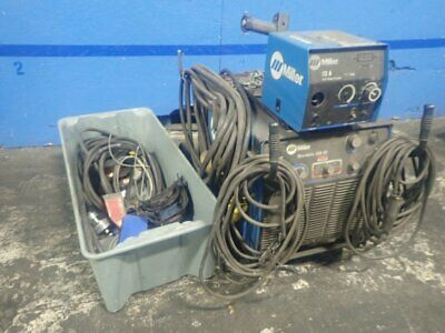 Miller Shopmate 300Dx Welder 275A 12190180133
