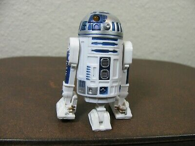 2004 Loose Star Wars R2-D2 Hasbro Action Figure # 2