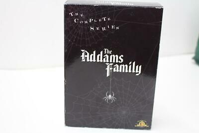 The Addams Family - Complete Series (DVD, 2007, 9-Disc Set) FREE SHIP!