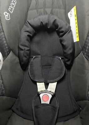 NEW HEAD HUGGER WEDGE FOAM ARM PADS TO FIT MAXI COSI PEBBLE CAR SEAT UNIVERSAL
