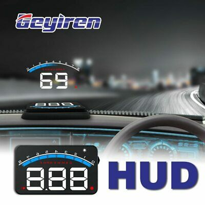 GEYIREN New M6 HUD Head Up Display Car-styling Hud Windshield Projector Display