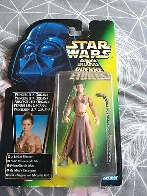 Star Wars Princess Leia Slave Figure 1997 unopened! Vintage