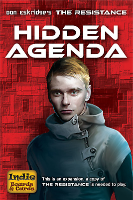 The Resistance - Hidden Agenda Expansion
