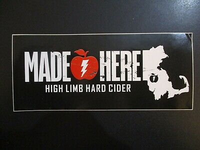 Dickens Hard Apple Cider STICKER decal beer Thanksgiving Funny Holiday Prank