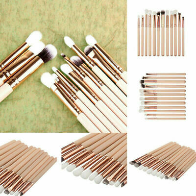 Soft Eyeshadow Makeup Brushes Set Pro Eye Shadow Blending Make Up Brushes