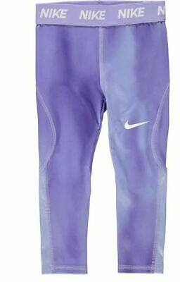 NIKE All Over Pattern Leggings Infant Girls Age 5-6 Years  *REF155