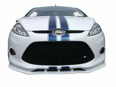 Zunsport Ford Fiesta MK 7 Front Grille Black (OUT OF STOCK)