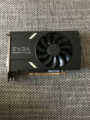 EVGA GeForce GTX 1060 SC Gaming ACX 2.0 GDDR5  3 GB Kleine Version