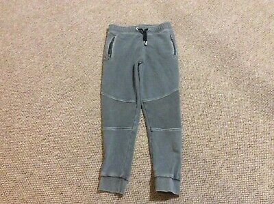 Boys Grey Joggers - Age 8 Years