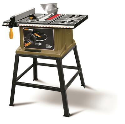 Rockwell-SS7202 15 A Shop Series 10in. Table Saw with Leg Stand