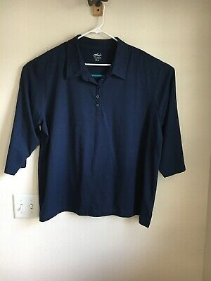 Womens Chic Classic Collection Shirt Size 3X